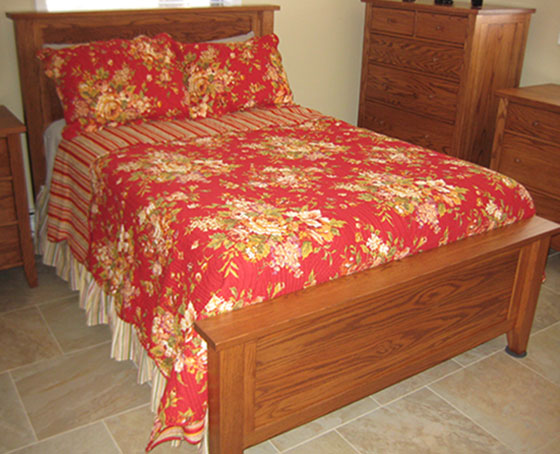 Shaker bedroom set